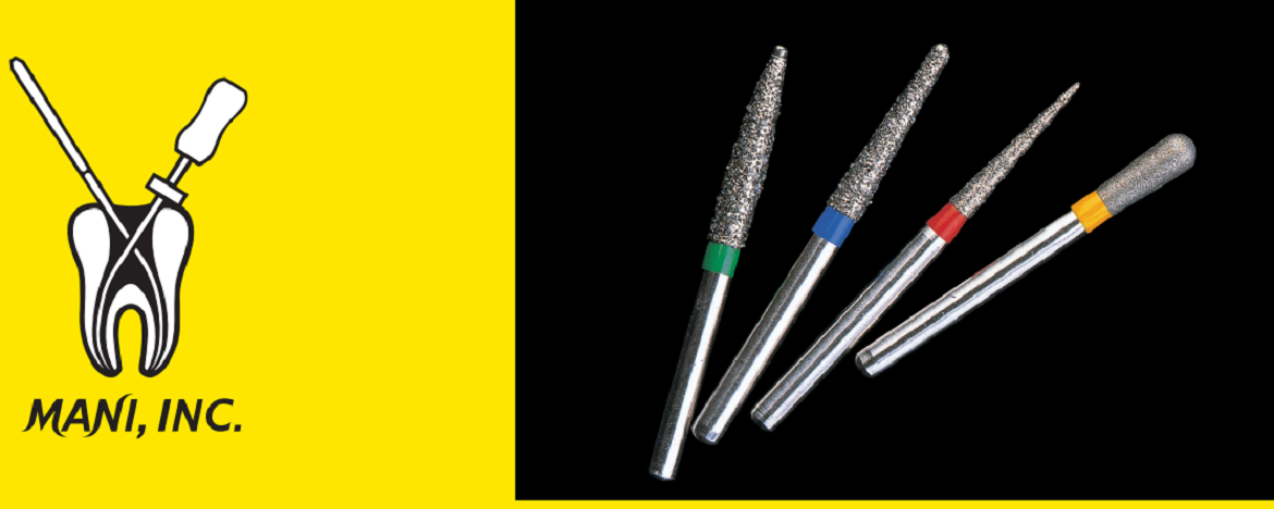 Diamond Dental Burs